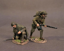 Ottoman Snipers, The Gallipoli Campaign 1915, WWI (2pcs)