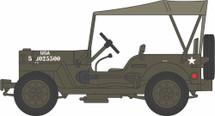 Willys MB Jeep U.S. Army