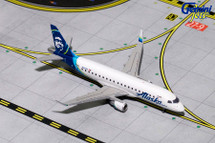 Alaska ERJ-175 N182SY Gemini Diecast Display Model