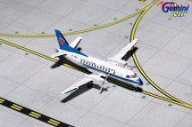 China Southern SAAB 340, B-3651 Gemini Diecast Display Model