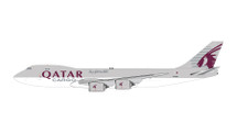 Qatar Cargo 747-8F, A7-BGB Gemini Diecast Display Model