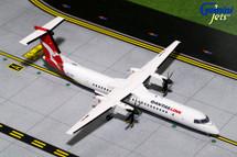 Qantaslink DASH 8 Q400, VH-QOU Gemini Diecast Display Model