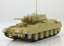 "Crusader II (Cruiser Mk.VIA) Light Tank ""The Saint,"" A Squadron, 10th Royal Hussars, North Africa, 1942"