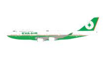 Eva Air B747-400 B-16411 Final Flight Gemini Diecast Display Model