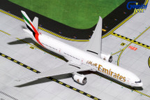 Emirates B777-300ER A6-ENJ Gemini Diecast Display Model