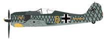 Fw 190A-4 6./JG 1, Woensdrechtfield, Holland, Oct 1942