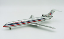 American Airlines Boeing 727-200 N727AA Polished With Stand