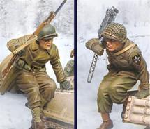 US Two Figure Jumper Set Battle of the Bulge, 1944