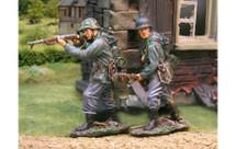 Panzer Lehr Firing, 2 figure set