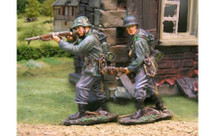 Panzer Lehr Firing, 2 figure set