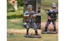 Panzer Lehr Officer, single figure