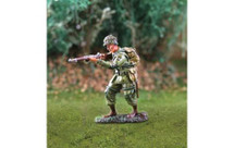 101st Airborne Firing, single figure