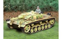 Sturmgeschutze Ausf. F Normandy with one figure, WWII
