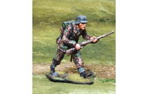 Waffen SS Advancing, single figure