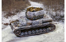 PzKfW IV Wirbelwind Winter, WWII