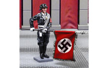 LAH Blood Flagbearer WWII, single figure