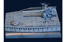 TYPE IIV U Boat Forward w/88mm Gun
