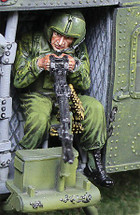 UH1 Huey Door Gunner