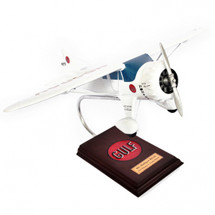 Mr. Mulligan`s Howard DGA-6 Racing Plane 1/20 Mahogany Display Model