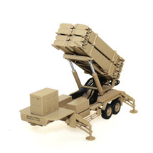 Patriot Missile System (PAC-3) M901 Launching Station Desert Camouflage