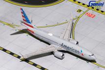 American Airlines Boeing 737 MAX 8 N324RA Gemini Diecast Display Model