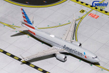 American Airlines Boeing 737 MAX 8 N324RA Gemini Diecast Display Model