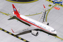 Sichuan A320neo B-8949 Gemini Diecast Display Model
