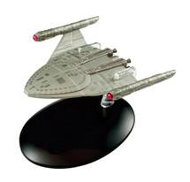 Emmette-type Starship SS Emmette, STAR TREK: Enterprise, w/Magazine