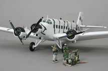 """JU-52 Winter Variant, featured in the film """"Where Eagles Dare"""" Display Model"""