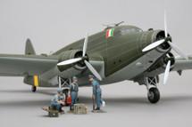 SM.82 German Bomber, WWII Display Model