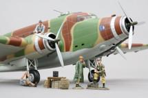 SM.82 205-5 Italian Camouflage, WWII Display Model