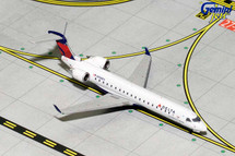 Delta Connection CRJ-700 N708EV Gemini Diecast Display Model