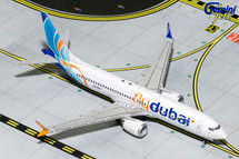 FlyDubai B737 MAX-8 A6-MAX Gemini Diecast Display Model