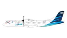 Garuda Indonesia Explore ATR-72 PK-GAH Gemini Diecast Display Model