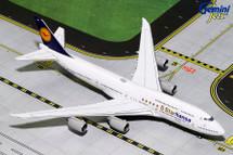 Lufthansa Boeing 747-8i D-ABYM 5 Starhansa Gemini Diecast Display Model