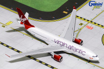 Virgin Atlantic A330-200 G-VMIK Gemini Diecast Display Model
