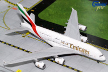 Emirates Airbus A380-800 A6-EOZ Gemini Diecast Display Model