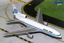 Pan Am L1011-500 Clipper Black Hawk N511PA Gemini Diecast Display Model