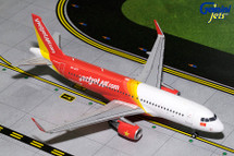 VietJet A320-200(S) VN-A671 Gemini Diecast Display Model