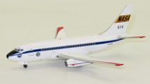 NASA Boeing 737-100 N515NA Orange Tail Strip w/ Stand