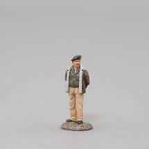 Field Marshal Bernard Montgomery, single figure