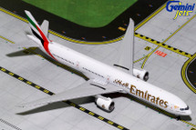"Emirates B777-300ER ""EXPO 2020"" A6-ENV Gemini Diecast Display Model"