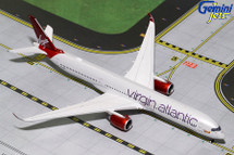 Virgin Atlantic A350-1000 G-VXWB Gemini Diecast Display Model