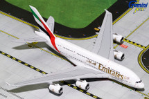 Emirates Airlines A380-800, A6-EUC Gemini Diecast Display Model