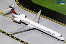 Delta Air Lines MD-90, N904DA Gemini Diecast Display Model