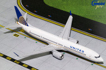 United Airlines 737 MAX 9, N67501 Gemini Diecast Display Model