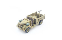 Chevrolet WB 30 cwt T9, Long Range Desert Group (LRDG), British Army, North Africa, 1942 (Sand, resin)