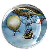 """Paperweight """"Lighter Than Air"""" Authentic Models"""