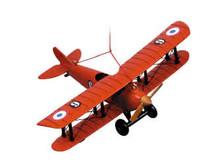Airplane Keepsake, Red Authentic Models