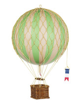 Hot Air Balloon - Green by Authentic Models
